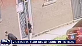 Teen boy, 17, charged with fatal shooting of 14-year-old girl in Back of the Yards