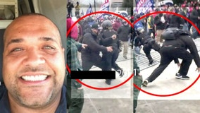 Illinois man charged with assaulting officer, news media during Jan. 6 US Capitol riot