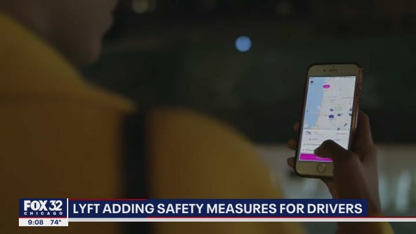 Rideshare companies adding safety measures for drivers following carjackings, robberies