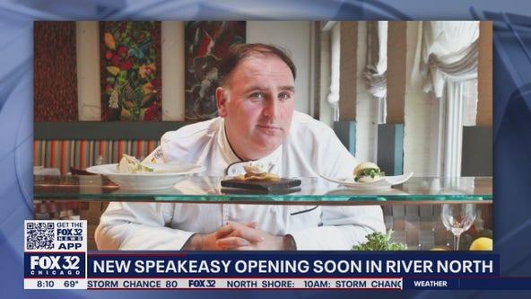 Michelin-starred chef to open speakeasy in River North