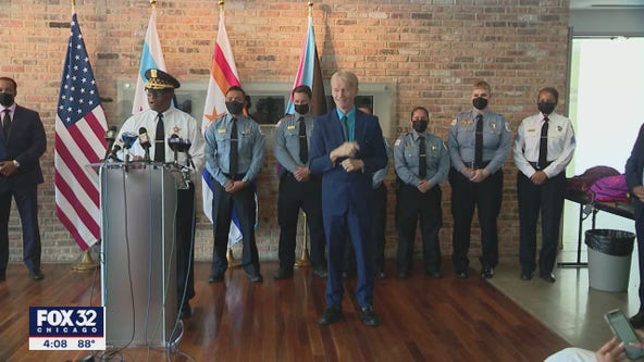 Chicago Police Department introduces new liaisons to build trust with LGBTQ community