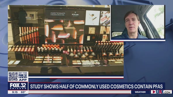 Half of US, Canadian cosmetics contain toxic chemicals, study finds