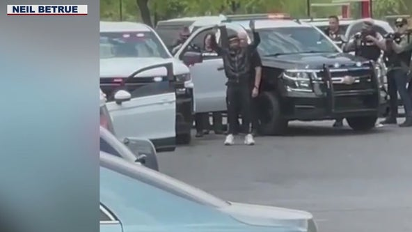 12 injured, 1 dead in shooting spree in Peoria and Surprise; suspect in custody