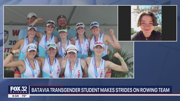 Batavia student makes strides on rowing team as a transgender athlete