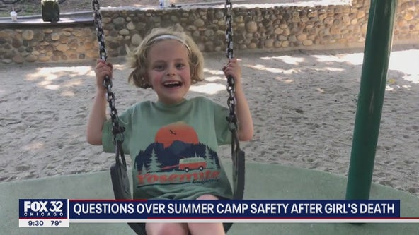 Parents bring attention to summer camp safety after 6-year-old daughter drowns