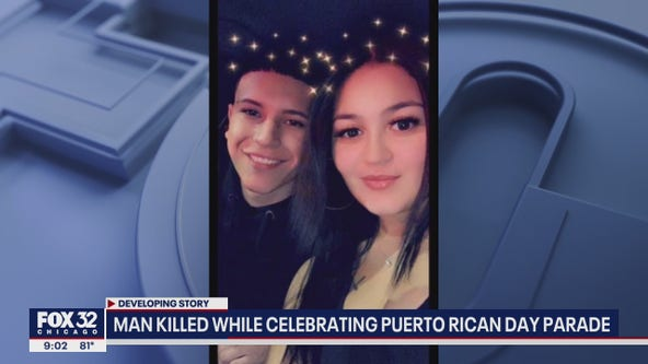 Man killed in shooting in Humboldt Park was celebrating Puerto Rican Day Parade, friends say