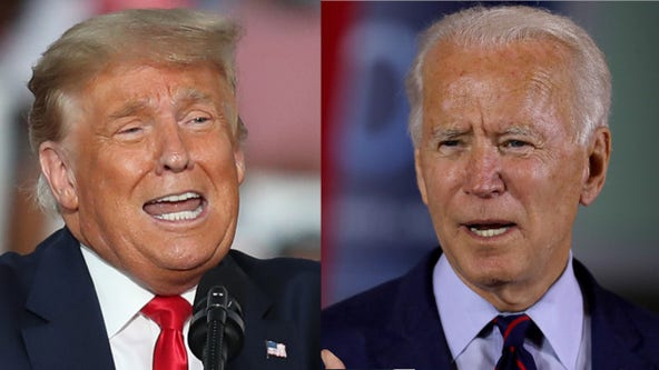 Biden says US more divided than at any time since the Civil War