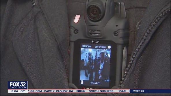 Naperville gets jumpstart on police body-cam program