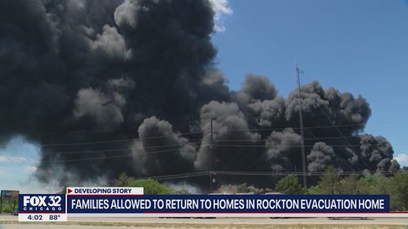 Rockton chemical plant fire: Residents return home to charred debris around the neighborhood