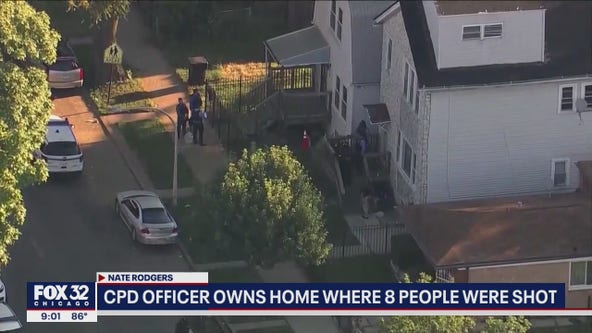 Chicago cop owns Englewood home where 8 people were shot, 4 fatally