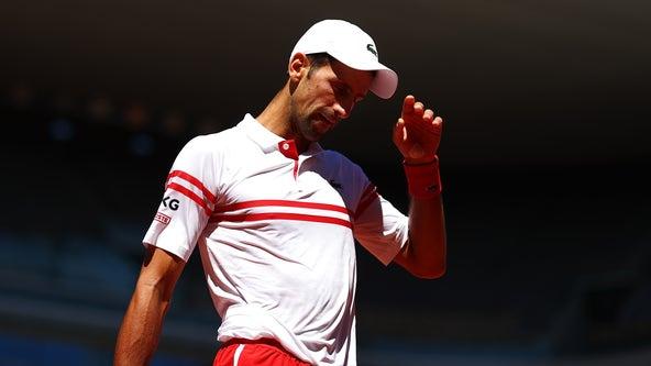 Tennis star Novak Djokovic wins French Open, earning his 19th major title