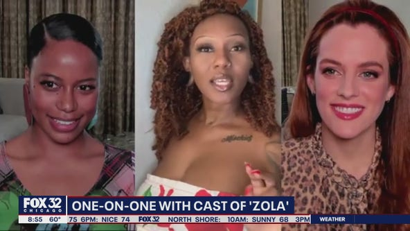 Cast of 'Zola' talks about the film's unbelievable true story