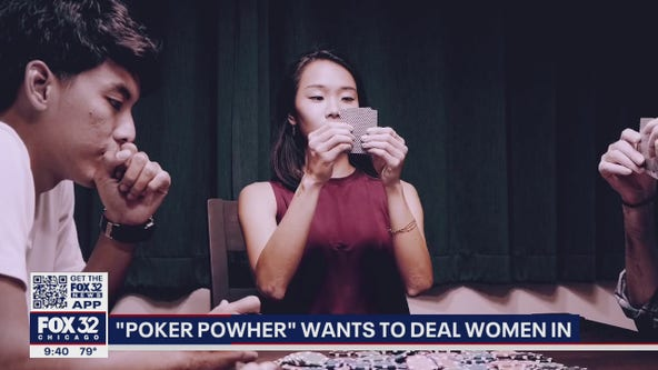 More women joining poker clubs as skills learned translate to other aspects of life
