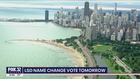 Chicago City Council to vote Wednesday on renaming Lake Shore Drive
