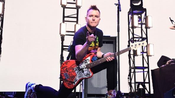 Blink-182's Mark Hoppus reveals he has cancer