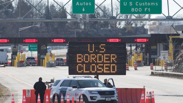 US extends travel restrictions at Canada, Mexico borders through July 21