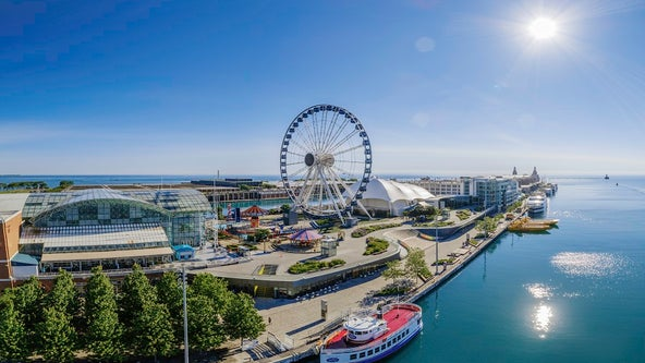 Navy Pier announces Independence Day weekend festivities, fireworks not included