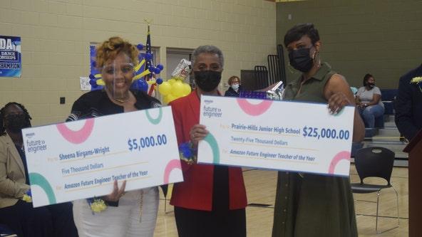 Teacher in Markham wins $30,000 prize to help STEM students