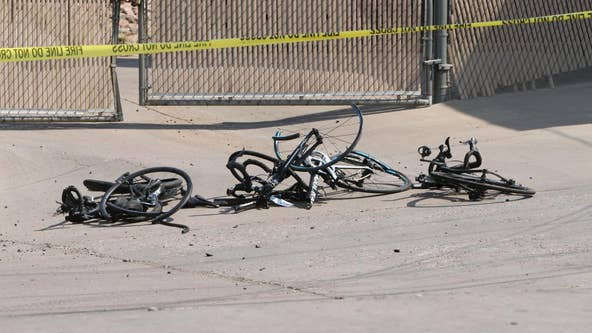 7 critically injured after truck driver runs over bicyclist group in Show Low; suspect shot