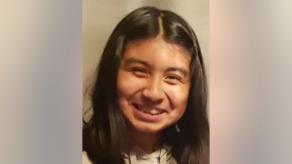 Girl, 14, missing from Chicago's North Side