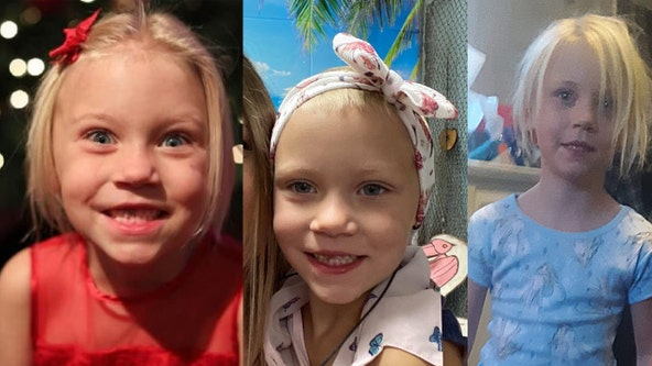 Amber Alert in Tennessee for missing 5-year-old girl
