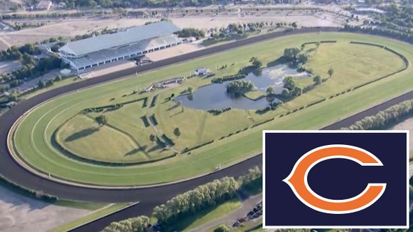 Bears submit bid to purchase Arlington International Racecourse, fueling speculation of move