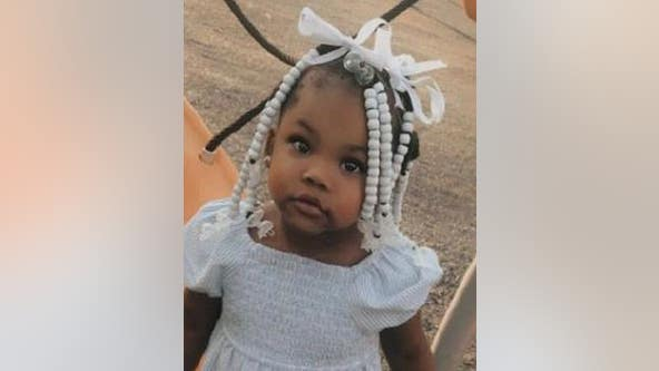 2-year-old girl missing from Austin found safe