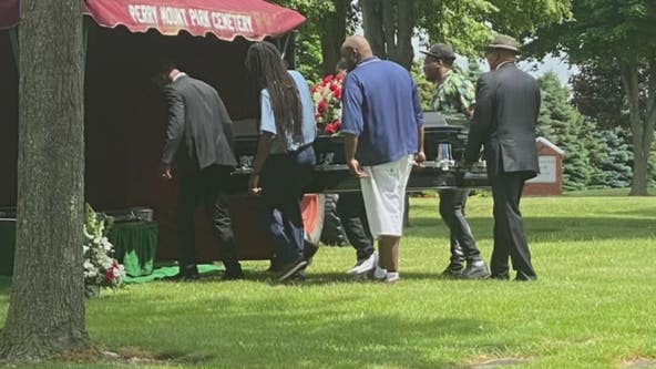Family claims at father's burial the funeral home had wrong body in casket
