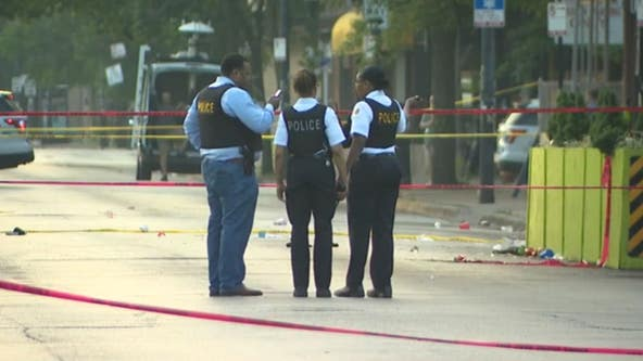 46 shot, 3 fatally, in Chicago this weekend