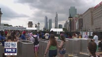 COVID cases rise as Lollapalooza brings crowds to Chicago