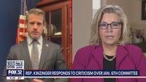 Rep. Kinzinger responds to criticism over Jan. 6 committee