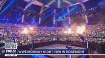 'WWE Monday Night Raw' in Rosemont