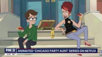 Animated 'Chicago Party Aunt' series on Netflix