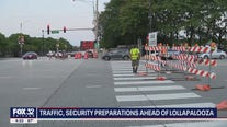 Security measures for Lollapalooza