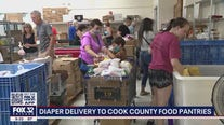 Millions of diapers delivered to Cook County food pantries