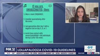 Lollapalooza COVID-19 guidelines