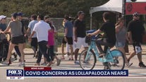 Concerns Lollapalooza will be the 'super spreader of the summer'