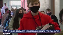 Illinois health officials adopt updated CDC guidance for schools, encourage unvaccinated to wear masks