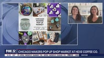 Chicago Makers Pop Up Shop Market at Hexe Coffee Co.