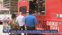 Food Truck Festival returns to Daley Plaza