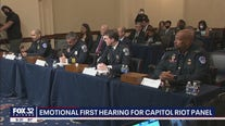 First hearing on US Capitol riot, officers deliver emotional testimony