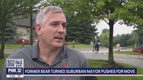 Former Bears player, now Palatine mayor, wants Chicago team to move to Arlington Heights