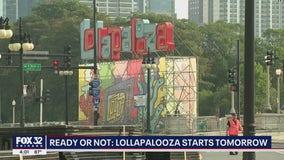 Lollapalooza returns to Grant Park