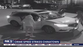 Chinatown residents on edge after recent crime spree