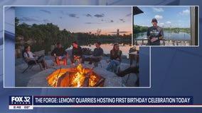 The Forge: Lemont Quarries hosts 1st birthday celebration Saturday