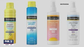 Recalled sunscreens may contain cancer causing chemical benzene