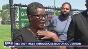 West Side nurse runs against Pritzker, aims to become Illinois' first Black woman governor