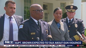 Supt. Brown to talk about federal aid to combat gun violence