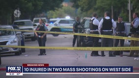 Boy killed, 9 wounded in back-to-back mass shootings on Chicago's West Side