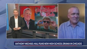 Anthony Michael Hall to host meet-and-greet, 'Breakfast Club' screening Monday